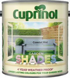 Cuprinol Garden Shades 2.5L Coastal Mist