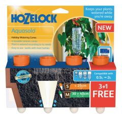 Hozelock Aquasolo 3 Cones 1 F.O.C Orange