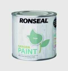 Ronseal Garden Paint 250Ml Sage