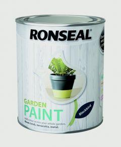 Ronseal Garden Paint 750Ml Black Bird