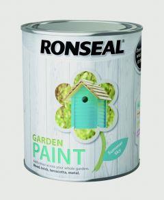 Ronseal Garden Paint 750Ml Summer Sky