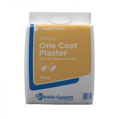 Artex Thistle One Coat Plaster 7.5Kg