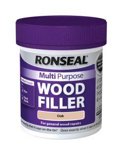 Ronseal Multi Purpose Wood Filler 465G Oak