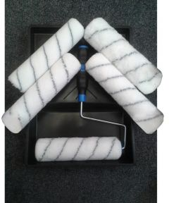 Supadec Roller And Tray Set With 5 Sleeves