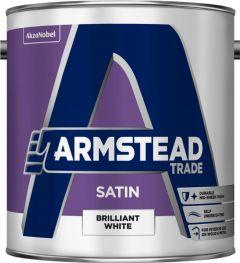 Armstead Trade Satin Brilliant White 2.5L