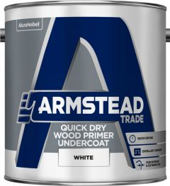 Armstead Trade Quick Dry Wood Primer Undercoat 2.5L