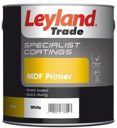 Leyland Trade Mdf Primer 2.5L White