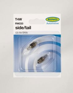 Ring Side & Tail T4w