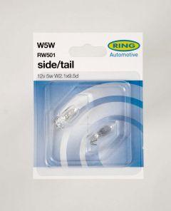 Ring Side & Tail W5w