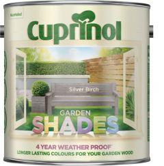 Cuprinol Garden Shades 2.5L Silver Birch