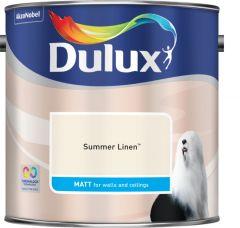 Dulux Matt 2.5L Summer Linen