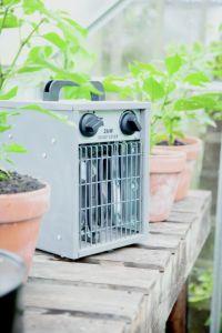 Apollo Electric Greenhouse Heater