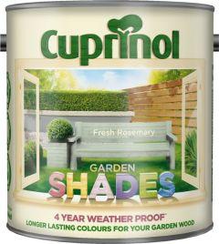 Cuprinol Garden Shades 2.5L Fresh Rosemary