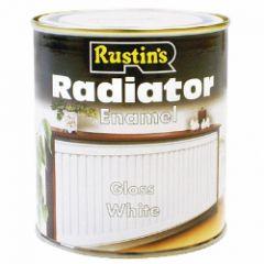 Rustins Radiator Paint 500Ml