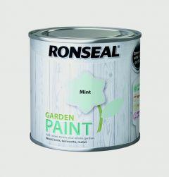 Ronseal Garden Paint 250Ml Mint