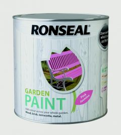 Ronseal Garden Paint 2.5L Pink Jasmine