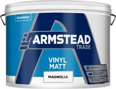 Armstead Trade Vinyl Matt 10L Magnolia