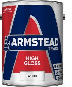 Armstead Trade High Gloss 5L White