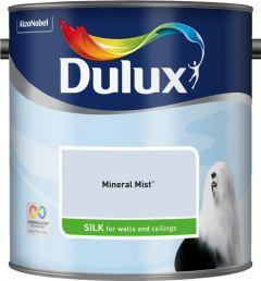 Dulux Silk 2.5L Mineral Mist