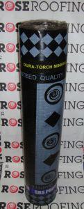 Rose Roofing Dura Torch Sbs Black Capsheet 8M