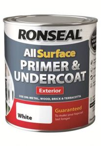 Ronseal All Surface Primer & Undercoat 250Ml Exterior