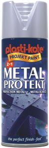 Plastikote Metal Protekt Paint Aluminium