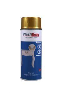 Plastikote Chalk Spray Paint 400Ml Gold Leaf
