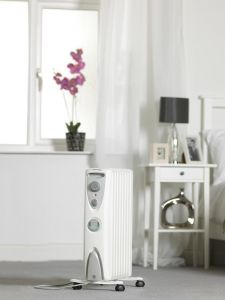 Dimplex Oil Free 2 Kw Radiator With Electronic Timer