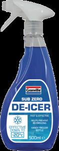 Granville Chemicals Trigger De-Icer 500Ml