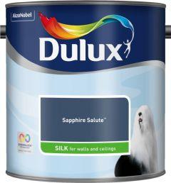 Dulux Silk 2.5L Sapphire Salute