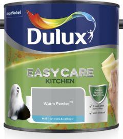 Dulux Easycare Kitchen Matt 2.5L Warm Pewter