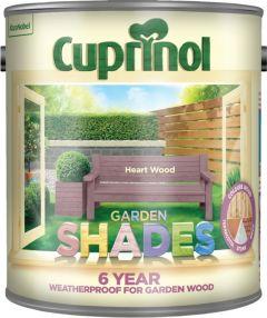 Cuprinol Garden Shades 2.5L Heart Wood