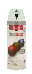 Plastikote Twist & Spray Paint 400Ml Duck Egg Blue Matt