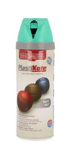 Plastikote Twist & Spray Paint 400Ml Classic Teal Matt