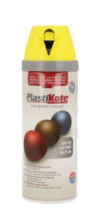 Plastikote Twist & Spray Paint 400Ml Lime Green Satin