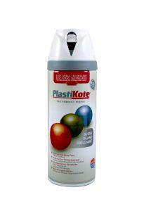 Plastikote Twist & Spray Paint 400Ml Pbw Gloss