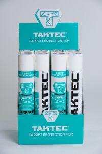 Taktec Self Adhesive Carpet Film 600Mm X 50M