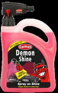 Carplan Demon Shine Spray On Shine With Gun 2L