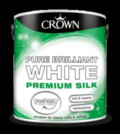 Crown Breatheasy Silk Pbw 2.5L