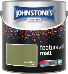 Johnstone's Feature Wall Matt 2.5L Amphibious