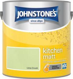 Johnstone's Kitchen Matt 2.5L Lime Crush