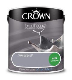 Crown Silk Emulsion 2.5L Blue Gravel