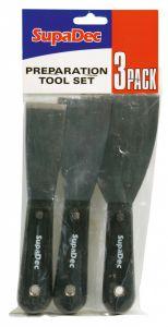 Supadec Preparation Tool Set 3 Piece