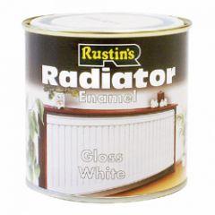 Rustins Radiator Paint 250Ml