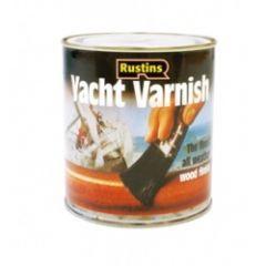 Rustins Yacht Varnish Satin 250Ml