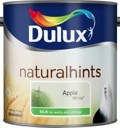 Dulux Silk 2.5L Apple White