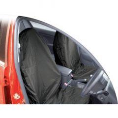 Streetwize Water Resistant Universal Seat Protectors - Full Set Black
