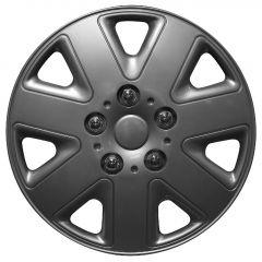 Streetwize 13 Hurricane Wheel Covers X 4 13
