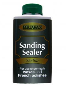 Briwax Shellac Sanding Sealer 500Ml