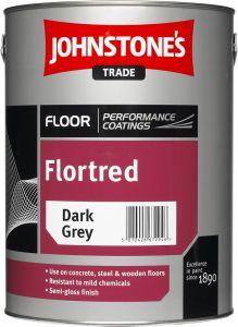 Johnstone's Trade Flortred 5L Dark Grey